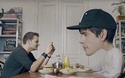 Campaign for Asus with David Sandberg (Kung Fury)
